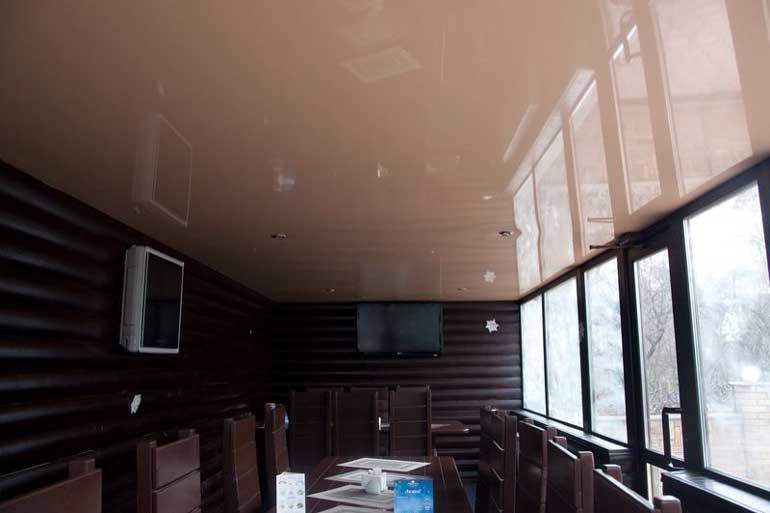 многоуровневые натяжные потолки цена